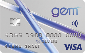 Gem Visa Credit Card