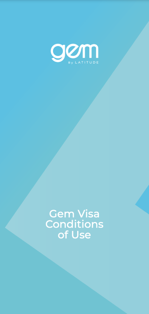 Gem Visa Credit Card Credit Cards Nz Gem Finance